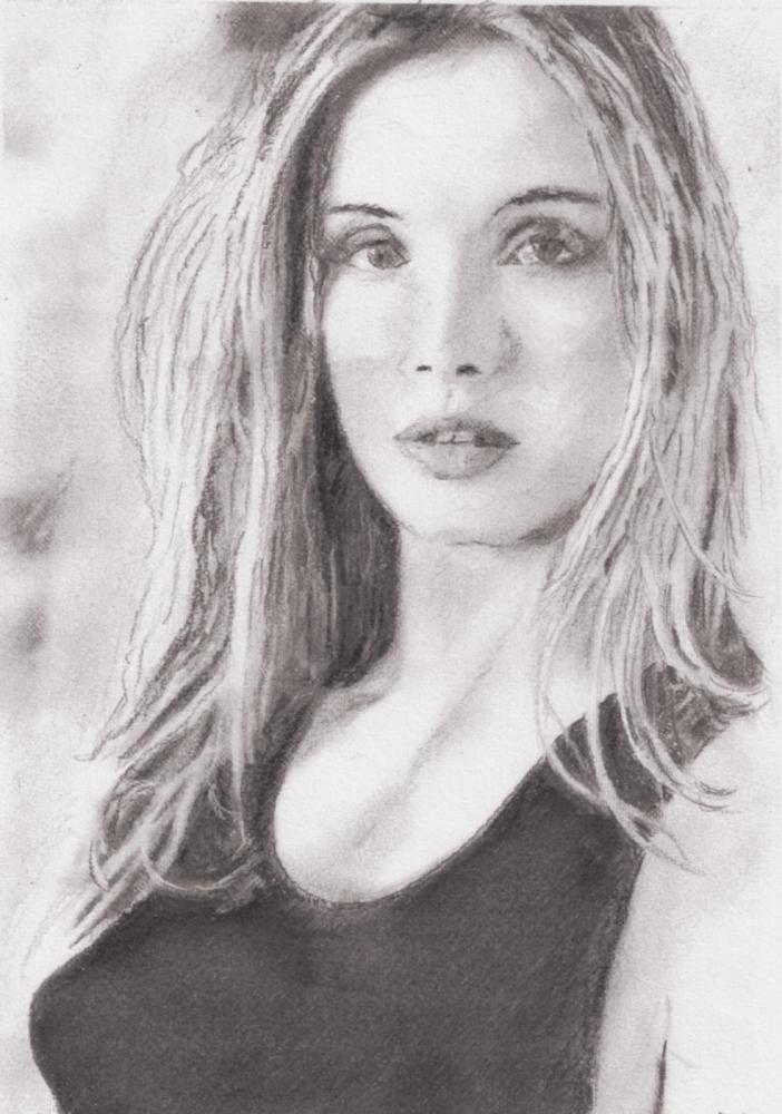 Julie Delpy by baudet